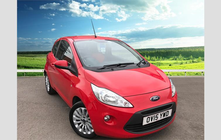 Model Ford Ka Colour Red Year