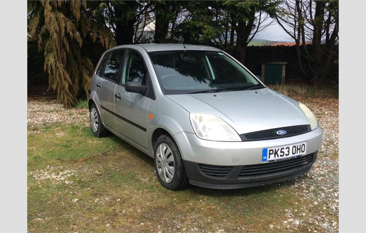 ford fiesta 1 25 lx 5dr silver 2003 5572732 rh autovolo co uk manuel ford fiesta 2003 manual do ford fiesta 2003 supercharger