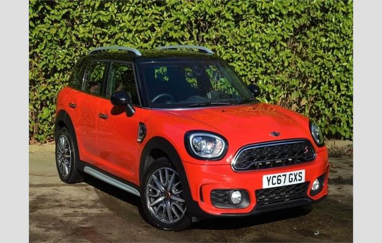 Mini Coupe 2017 2 0 L Petrol Engine With Manual Transmission In Red Colour 4 470