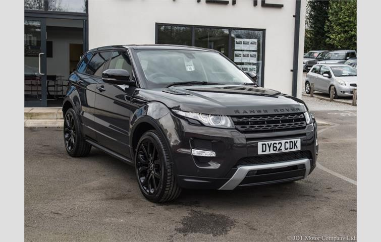 land rover range rover evoque 2 2 sd4 dynamic 5d 190 bhp grey 2012 rh autovolo co uk SUV 4WD Manual Transmission Road Ranger Transmission Manual