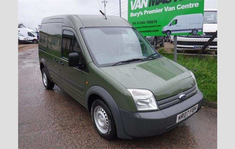Ford Transit Connect 1 8 Tdci T230 Lwb L High Roof 4dr