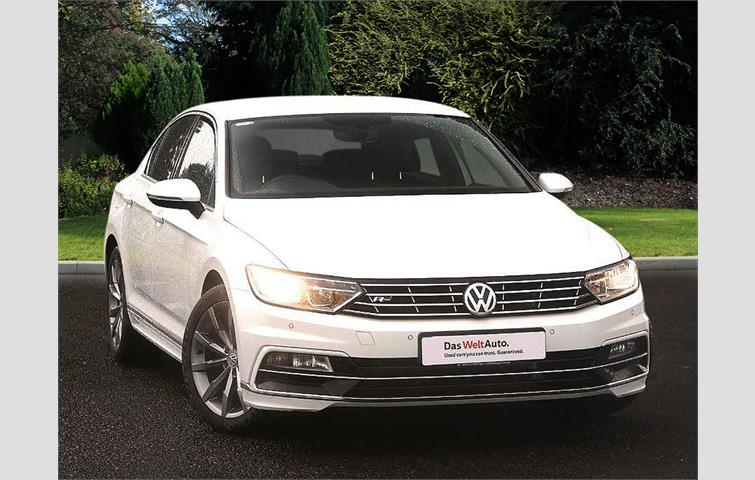 2016 vw passat r line manual