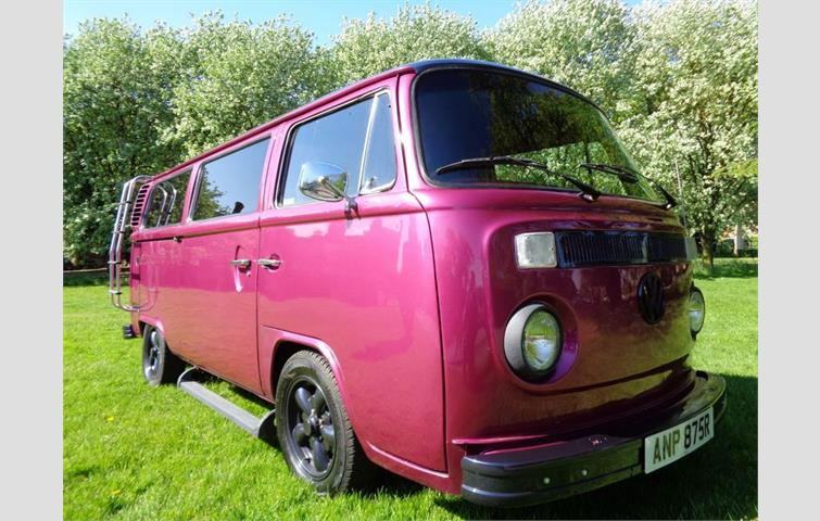 Miraculous Volkswagen Transporter T2 Bay Window 1 6 Kombi Lhd 8 Seater Van 50 Bhp Purple 1978 Ref 5699279 Caraccident5 Cool Chair Designs And Ideas Caraccident5Info