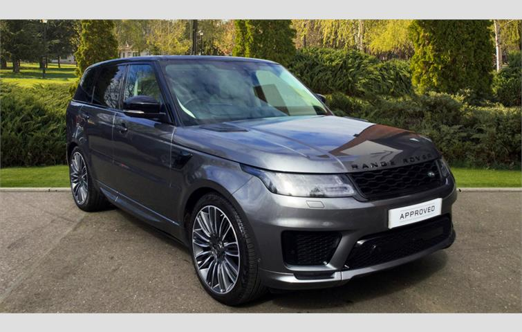 Bad Credit Car Dealers >> Land Rover Range Rover Sport 3.0 SDV6 Autobiography Dynamic 5dr Grey 2018 | 5761991