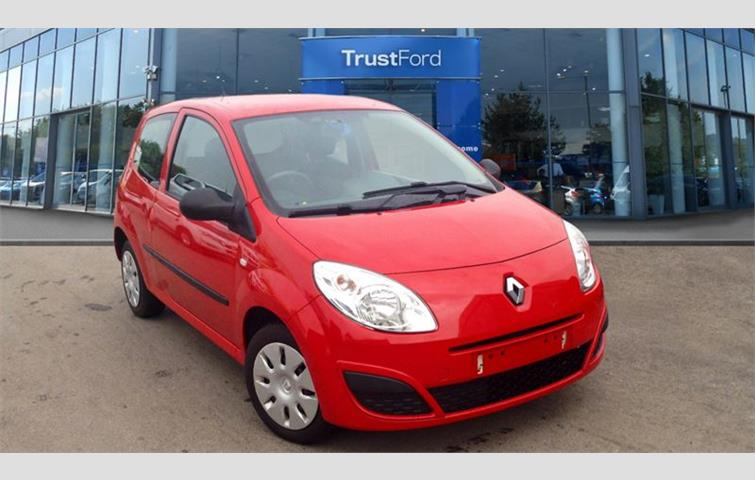 Renault Twingo Freeway Red 2009 Ref 5812037
