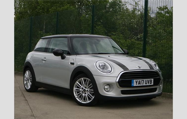 Mini Coupe 2017 1 5 L Petrol Engine With Manual Transmission In White Colour 754