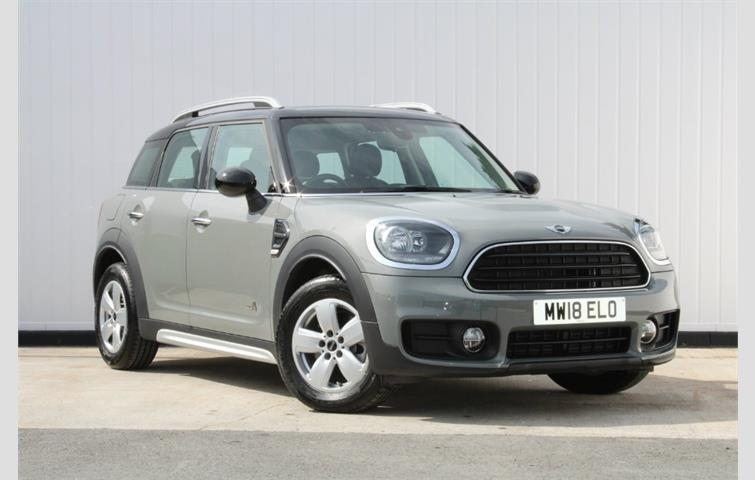 Mini Mini Countryman Mini Cooper D All4 Countryman Grey 2018 Ref