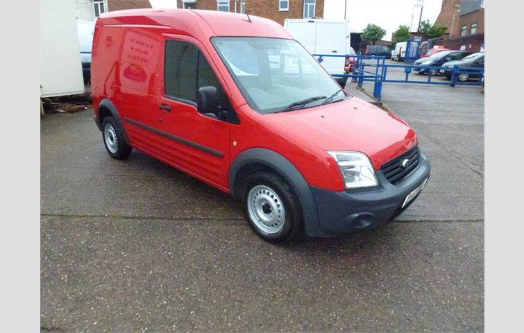 ford connect small van red 2011 5884956 rh autovolo co uk