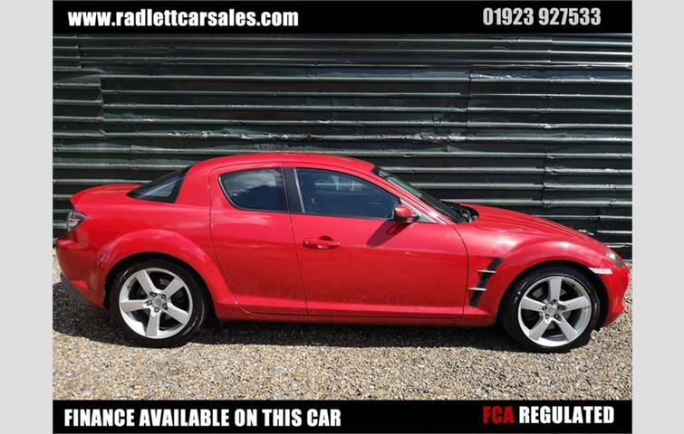 Mazda RX8 231PS Red 2006 | Ref: 5904333