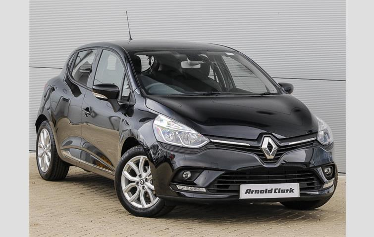 renault clio 0 9 tce 90 dynamique nav 5dr black 2018 ref. Black Bedroom Furniture Sets. Home Design Ideas