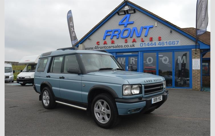 Land Rover Discovery 2 >> Land Rover Discovery 2 4 0 V8i Xs Petrol Automatic 7 Seats 5 Door