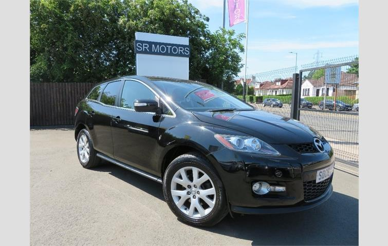 Mazda Cx 7 2008, 2.3 L Petrol Engine With Manual Transmission, SUV In