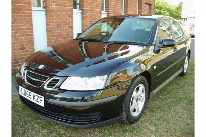 Saab 93 1.9TiD 150bhp DIESEL 6sp Linear fsh with bills
