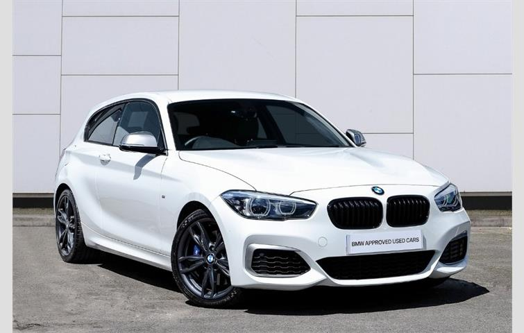 Bad Credit Car Dealers >> BMW 1 SERIES M140I SHADOW EDITION White 2018 | Ref: 6132231