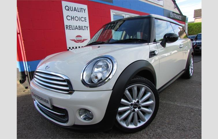 Mini Unlisted Cooper Clubman White 2012 Ref 6160853
