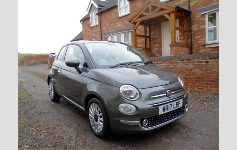 Fiat 500 Lounge 1 2 68bhp 20 00 Road Tax Side Damaged Unrecorded