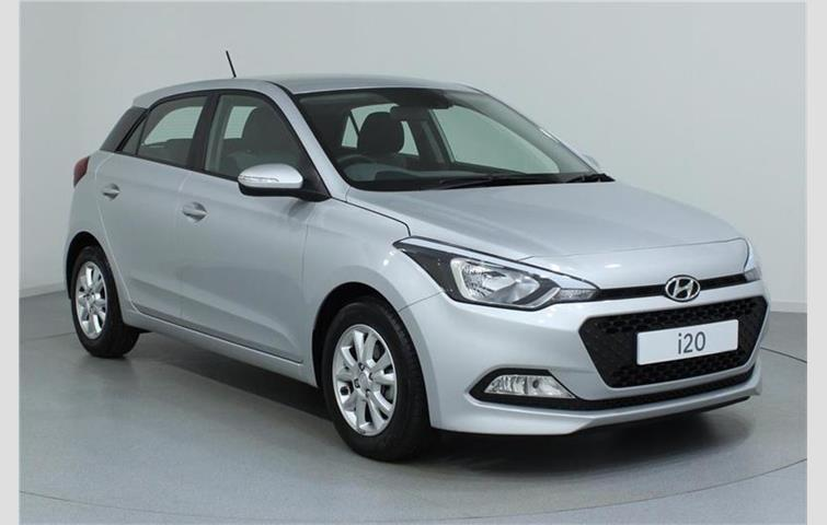 Model Hyundai I20 Colour Silver Year 2017 Mileage 15802