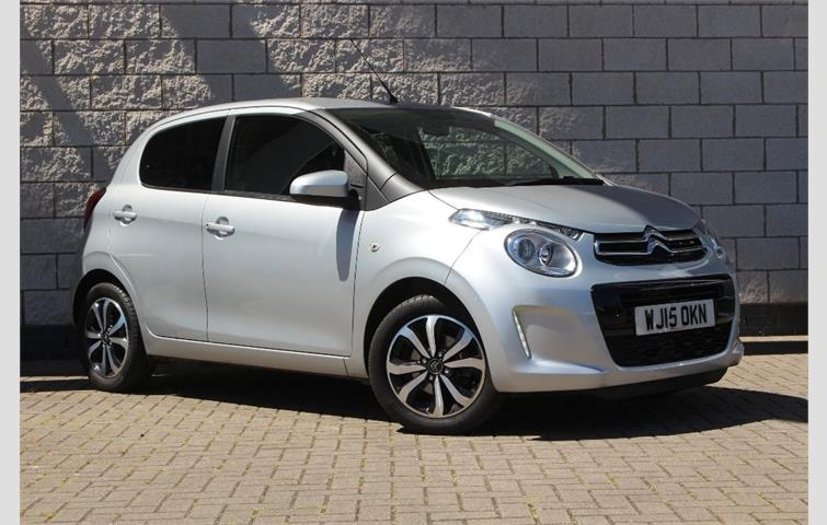 Citroen C1 10 Vti Flair 5dr Grey 2015 6254100