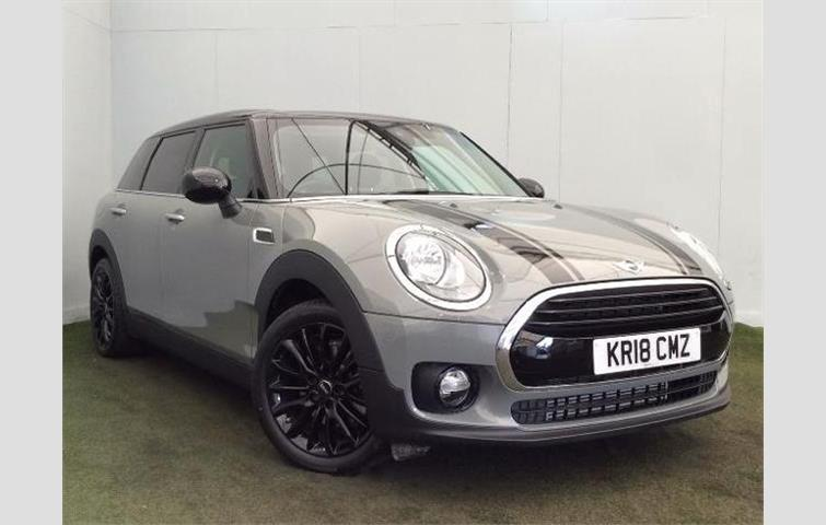 Mini Clubman Cooper Black Grey 2018 Ref 6283309