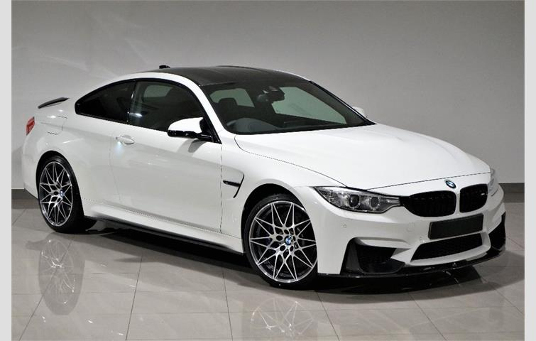 Bmw M4 3 0 Competition Pack Dct 2dr White 2016 Ref 6288282
