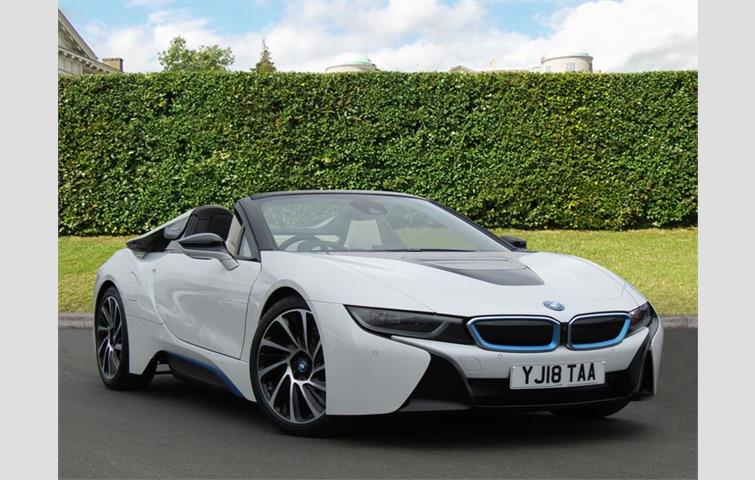 Bmw I8 I8 Roadster White 2018 Ref 6309324