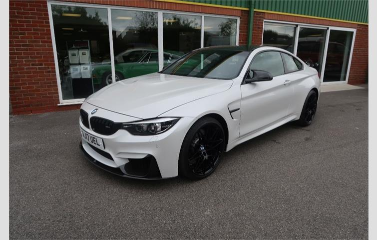 Bmw M4 3 0i 444bhp Competition Carbon Packs White 2017 Ref 6312647