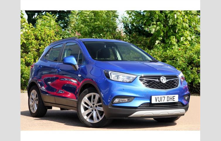 d27fc3e728 Vauxhall Mokka X 1.4i 16v Turbo 140ps Active s s Blue 2017