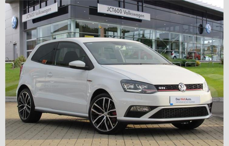 d24e19aa638d Volkswagen Polo New Polo GTI 1.8 TSI 192PS 6speed Manual 3 Door White 2016