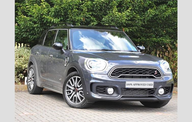 Mini Countryman Mini Cooper S All4 Countryman Grey 2018 Ref 6511125