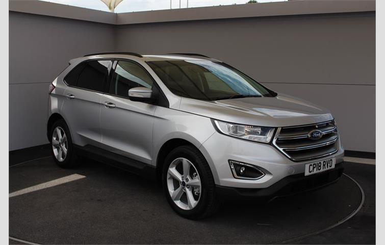 Ford Edge  L Engine With Manual Transmission Estate In Silver Colour With