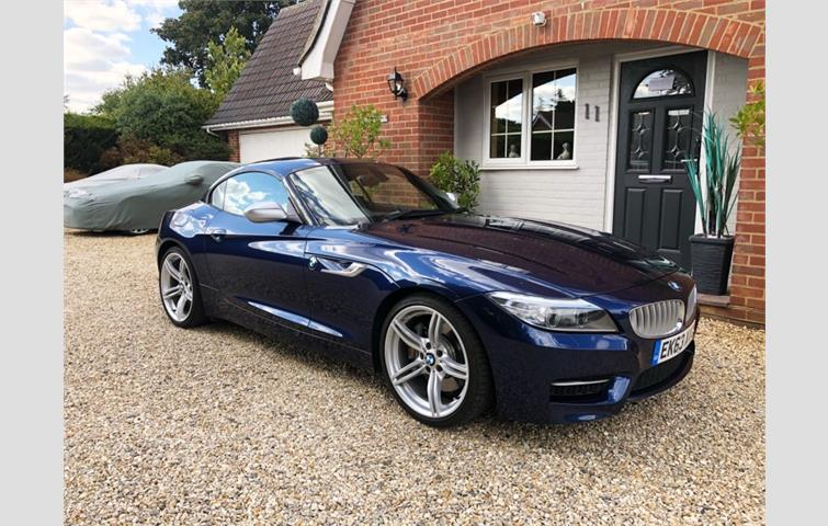 Bmw Z Series Z4 Sdrive35is Roadster Dct Top Of The Range