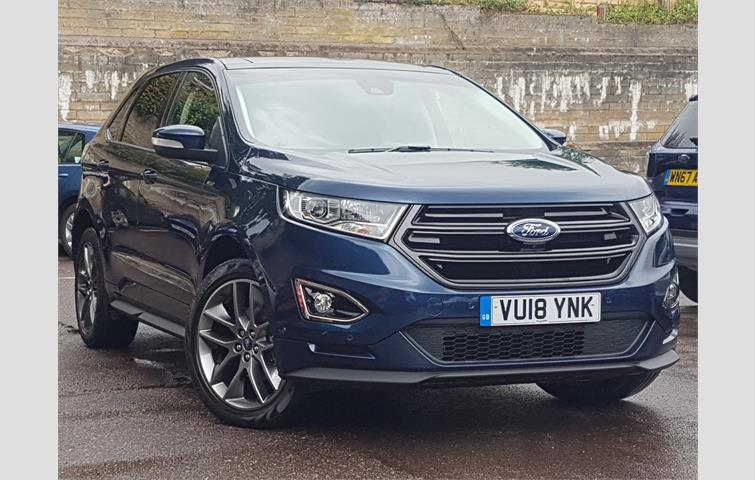 Ford Edge Stline  Ps Automatic Awd Luxury Pack Front Camera Adaptive Steering Active Park