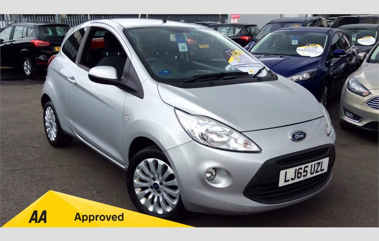Model Ford Ka Colour Silver Year