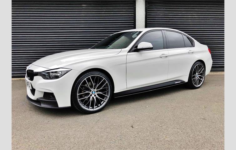 Bmw 3 Series 320d M Sport M Performance Kit White 2013 Ref 6549712