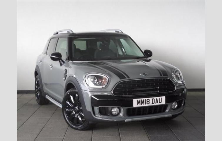 Mini Countryman Mini Cooper D Countryman Grey 2018 Ref 6562730