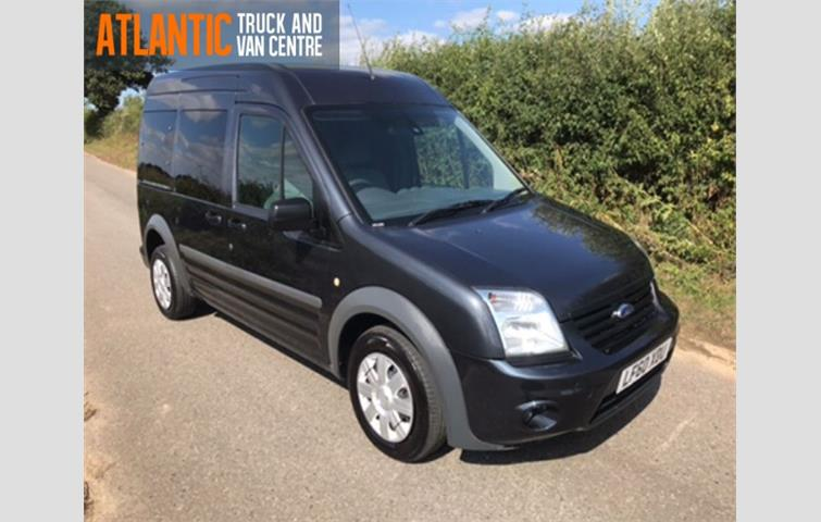 ford tourneo connect trend tdci grey 2010 6565764 rh autovolo co uk Ford Tourneo Custom Inside Ford Tourneo
