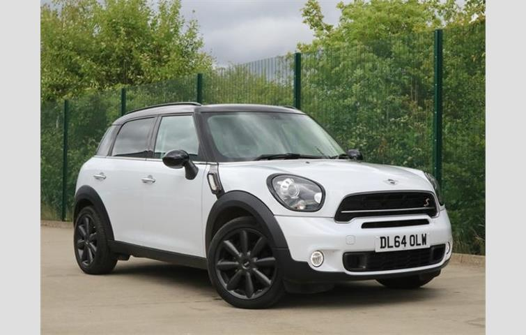 Mini Cooper S Countryman White 2014 Ref 6573605