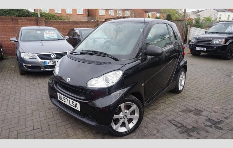 Smart Fortwo 07 Passion Softouch 2d Auto 61 Bhp Blue 2005 5883561