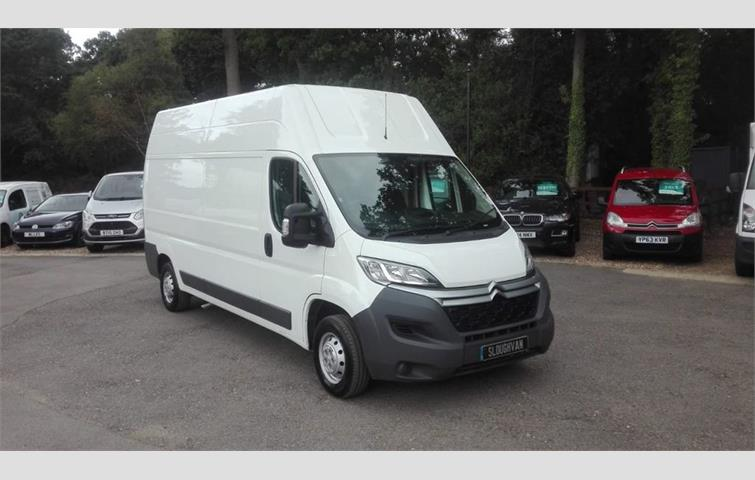 8e22336fcf CITROEN RELAY 2.0 35 L3H3 ENTERPRISE BLUEHDI White 2016