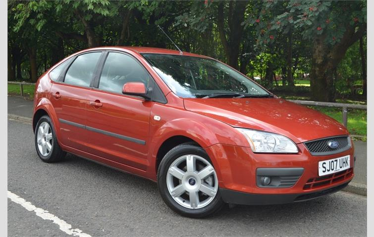 Red Ford Focus >> Ford Focus Sport Red 2007 Ref 6597392