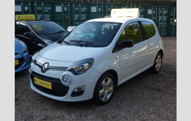 Renault Twingo 12 Dynamique 3dr Air Con 30000 Miles Only White