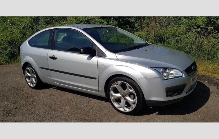 Ford Focus 1 6 Sport Mot March 2019great Drivest Alloys Silver 2005 Ref 6601935