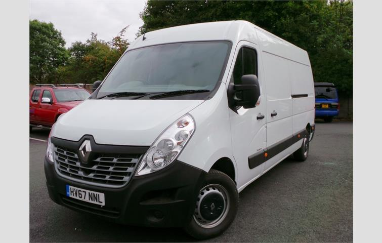 0a21a6a83d6c98 RENAULT MASTER 2.3 LM35 BUSINESS DCI White 2017