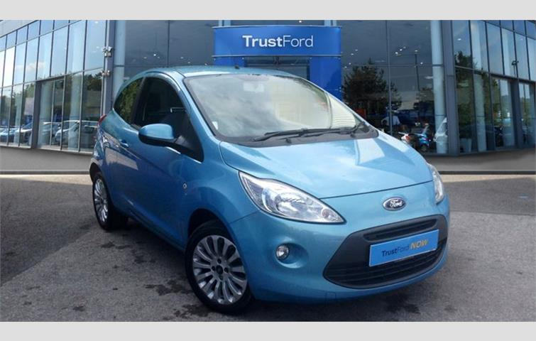 Make Ford Model Ka Colour Blue Year