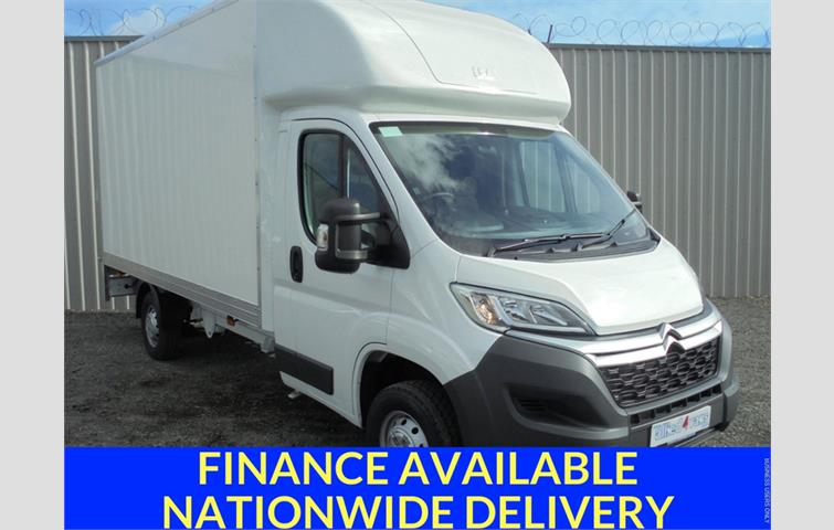 f52567c97d CITROEN RELAY 2.0 HDI 130 EURO 6 LWB 3500 KG LIGHTWEIGHT LUTON WITH TAIL  LIFT 68 REG