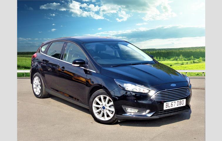 Dab Stereo Bluetooth Usb Rear Parking Sensors Cruise Control Climate Alloy Wheels Front Fog Lights Was 12 845 Ford Focus 2017