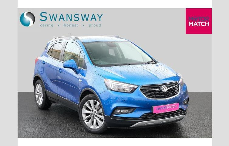 00ea7bb376 Vauxhall Mokka X 1.4i 16v Turbo 140ps Elite Nav s s Blue 2017