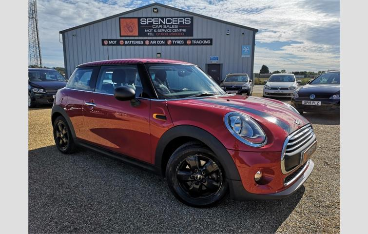 Mini One One D Red 2015 Ref 6735644