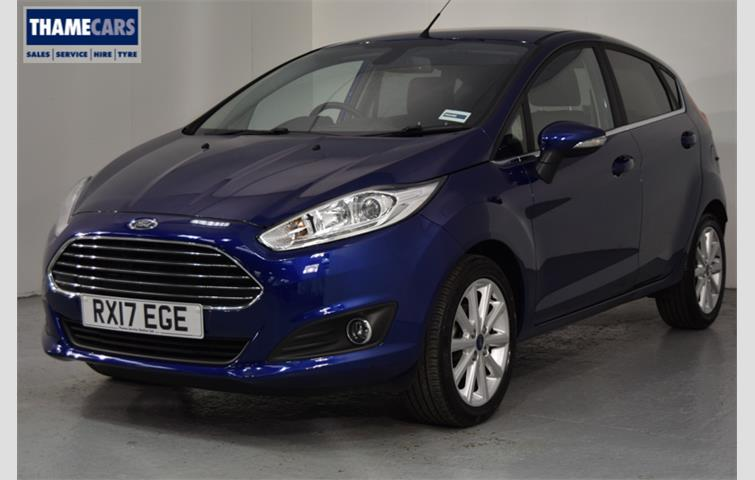 Ford Fiesta 1 0 Ecoboost 100ps Titanium With Heated Front Screen