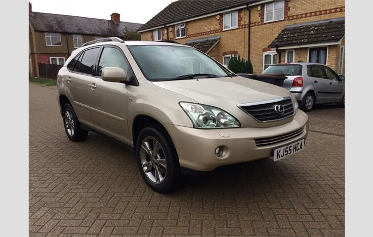 Lexus Rx 2005 3 L Engine With Automatic Transmission Suv In Beige Colour
